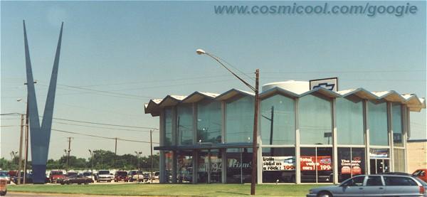 Dealerships In Lubbock Tx >> Texas Car Showrooms & Dealerships | RoadsideArchitecture.com