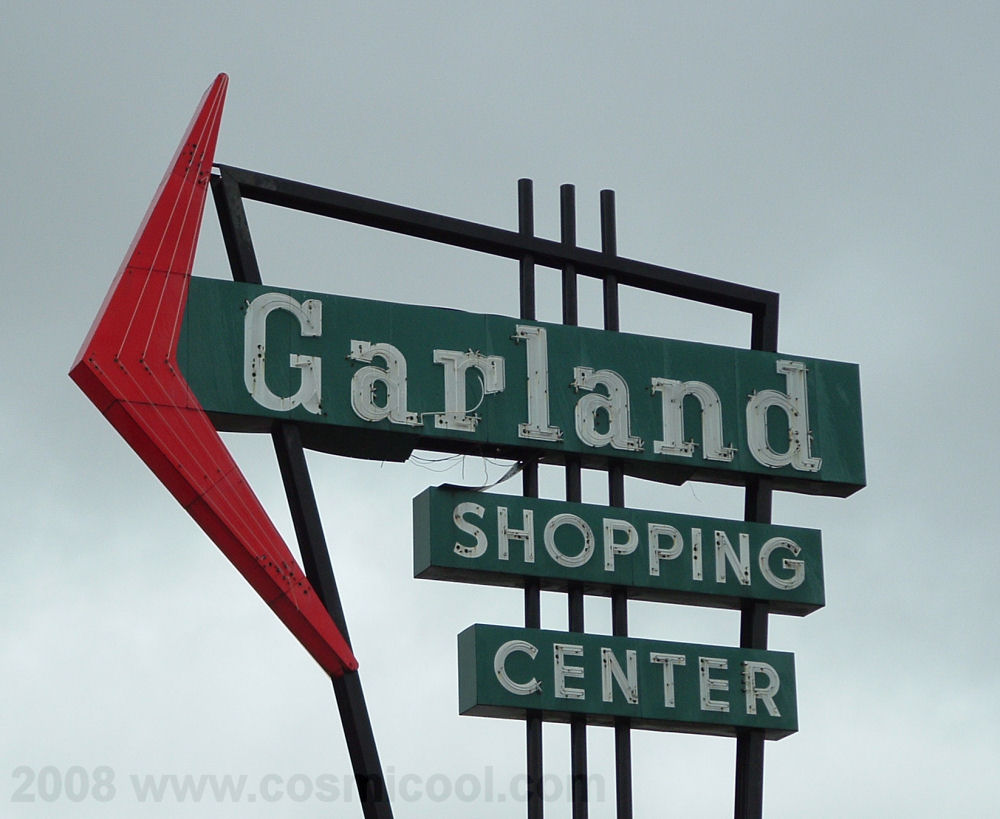 Garland Shopping Center Garland Texas
